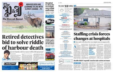 The Press and Journal Moray – November 06, 2019