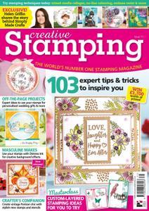 Creative Stamping – May 2019