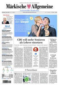 Märkische Allgemeine Luckenwalder Rundschau - 09. Januar 2018
