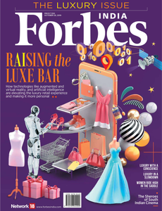 Forbes India - 25 October 2019
