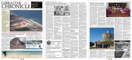 Gibraltar Chronicle – 21 April 2018