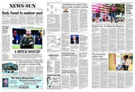 Lake County News-Sun – January 09, 2018