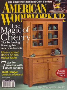 American Woodworker Magazine Issue 115 & 116