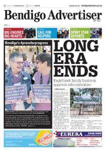Bendigo Advertiser - March 9, 2018