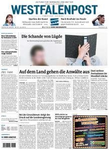 Westfalenpost Wetter - 28. Juni 2019