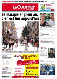 Le Courrier de l'Ouest Angers – 17 juin 2021