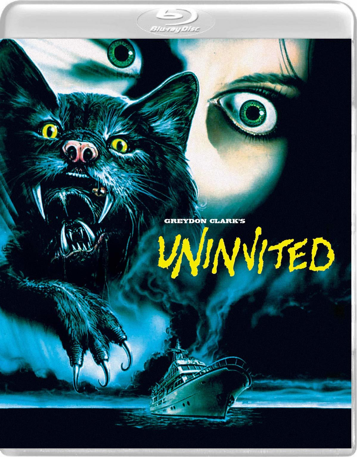 Uninvited (1988) + Extra [w/Commentary]