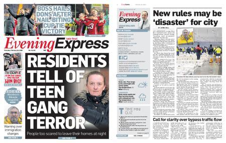 Evening Express – February 20, 2020