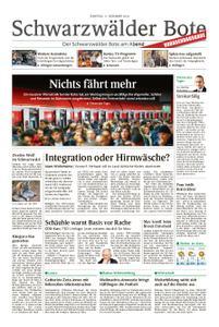 Schwarzwälder Bote Blumberg - 11. Dezember 2018