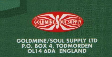 VA - Goldmine Soul Supply (collection of 142 CDs) *Re-Up - Expanded*