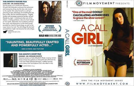 A Call Girl (2009) Slovenian Girl