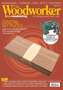 The Woodworker & Woodturner - August 2019