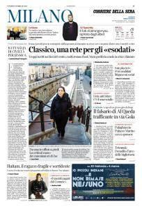 Corriere della Sera Milano - 16 Febbraio 2018
