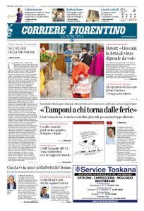 Corriere Fiorentino La Toscana – 11 agosto 2020