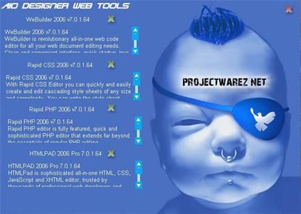 Designer WEB Tools All In One 2006