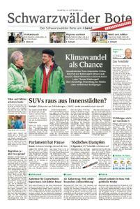 Schwarzwälder Bote Hechingen - 10. September 2019