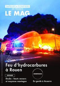 Sapeurs-Pompiers de France - novembre 2019