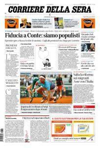 Corriere della Sera - 6 Giugno 2018