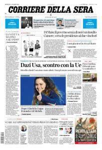 Corriere della Sera - 11 Marzo 2018