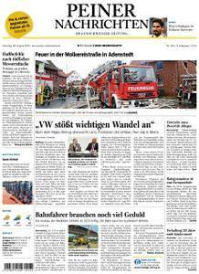 Peiner Nachrichten - 28. August 2018