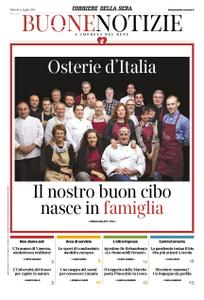 Corriere della Sera Buone Notizie – 14 luglio 2020