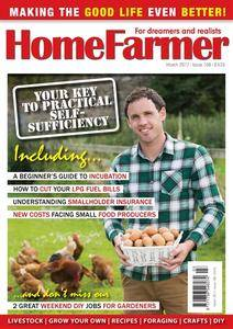 Home Farmer Magazine - March 2017