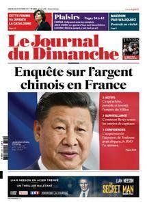 Le Journal du Dimanche - 29 octobre 2017