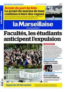 La Marseillaise du Languedoc - 24 avril 2018
