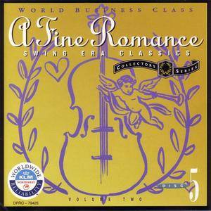 VA - A Fine Romance: Swing Era Classics Volume Two (Disc 5) (1994) {Capitol} [KLM Northwest Airlines] **[RE-UP]**