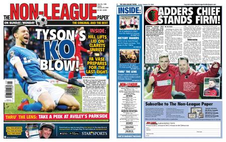 The Non-league Football Paper – February 23, 2020