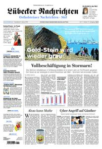 Lübecker Nachrichten Ostholstein Süd - 05. Januar 2019