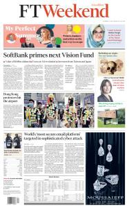 Financial Times Asia - July 27, 2019