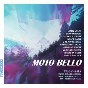 Trio Casals - Moto bello (2018)