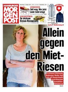 Hamburger Morgenpost – 22. August 2019