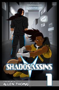Shadosassins 001 2019 digital TheRastaCrew