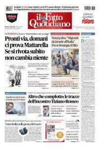 Il Fatto Quotidiano - 3 Aprile 2018