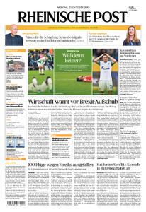 Rheinische Post – 21. Oktober 2019