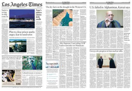 Los Angeles Times – June 21, 2021