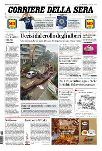 Corriere della Sera – 30 ottobre 2018