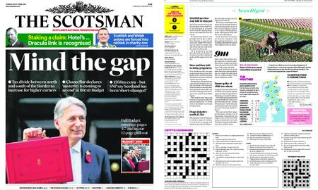 The Scotsman – October 30, 2018