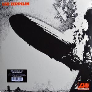 Led Zeppelin - Led Zeppelin (2014) [3LP, Deluxe Edition, Vinyl Rip 16/44 & mp3-320 + DVD]
