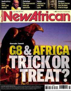 New African - July 2005