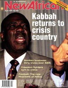 New African - April 1998