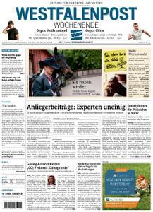 Westfalenpost Wetter - 08. Juni 2019