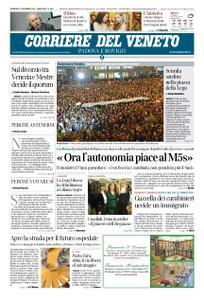 Corriere del Veneto Padova e Rovigo – 01 dicembre 2019