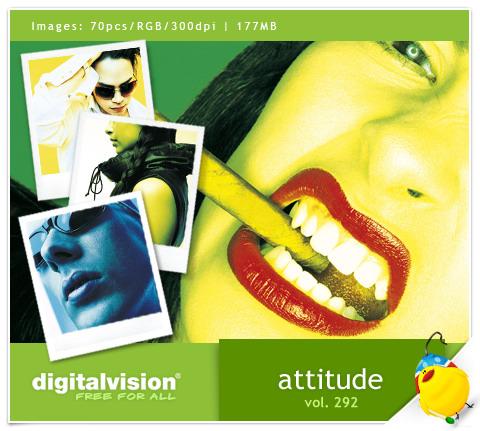 Digitalvision Vol. 292 - Attitude