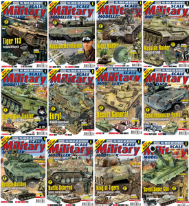 Scale Military Modeller International - Full Year 2019 Collection