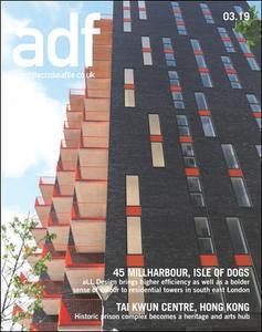 Architects Datafile (ADF) - March 2019