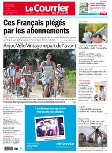 Le Courrier de l'Ouest Angers – 29 août 2021