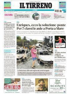 Il Tirreno Livorno - 25 Luglio 2018